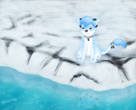 Icy Waters by Solloby