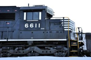 NS 6611 Cab by jhg162