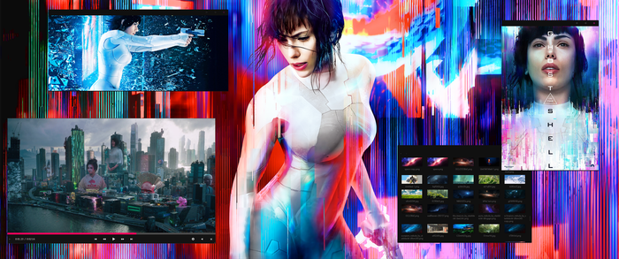 Ghost in the shell. by Ex3cut3r