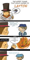 The 5 worst things to Layton by renardchaton