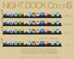 Night Dock Colors by scorpion919