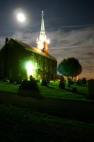 Church in Kutztown by afair937