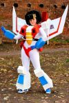 fem Starscream cosplay - TF G1 by Merry-Taggg