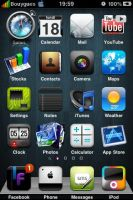 iPhone Theme 2 by davcoolman123