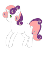 Sweetie Belle by SosoLucky
