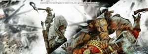 Assassin's Creed III Facebook Cover by jin-05