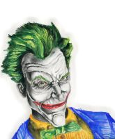 Joker by akshaynba
