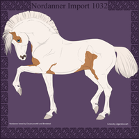 1032 Group Horse Import by Cloudrunner64