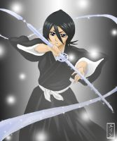 Rukia-Sode no Shirayuki by egotangco