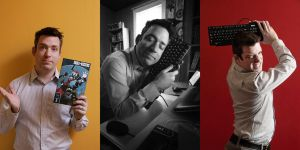 Zub Author Photo Choices by Zubby