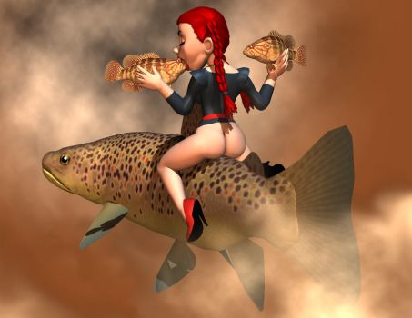Poissons - Fishes - 07 by jamesglover