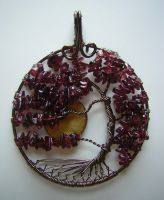 Berry Sun *SOLD* by RachaelsWireGarden