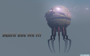 Death Egg MK III (the NewMoon) by mixlou