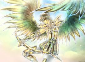 wings auroral by Itsuya999