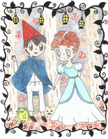 Over the Garden Wall by ambidextrious-witch