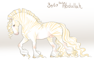 3967 SOS Abdullah by SilveringOak