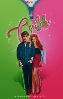 CRUSH - WATTPAD COVER by AdmireMyStyle