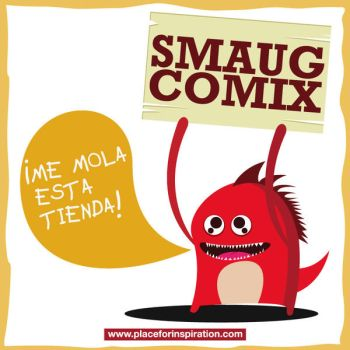 Smaug Comix by jaumeestruch