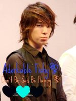 Donghae The Adorkable Fishy by HonestlyILoveU