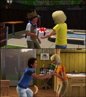 TS3: Childhood Sweetheart by riezforester