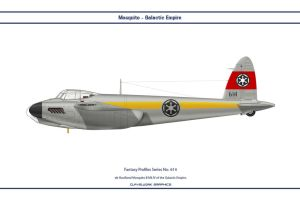Fantasy 614 Mosquito Galactic Empire by WS-Clave