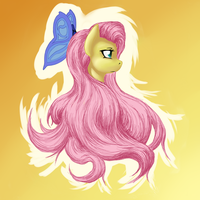 I'm Fluttershy by VicmanOne