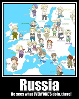 APH Russia +Demotivational+ by MadamRyeka