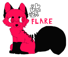 Flare!! by felicities