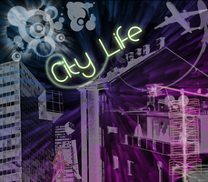 City Life by xQlusiveEvan