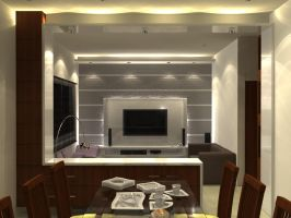 Living Room _ Mr. Tushar_1 by psd0503