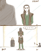 Loki slipper by palitapare