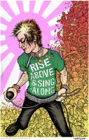 Rise Above and Sing Along by Trashe-Trav