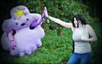 Lsp and marceline by spunkydragon