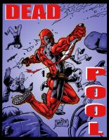 Deadpool 2009 by jamesq