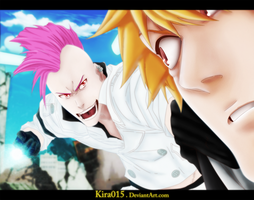 Bleach - Quincy battle by Kira015