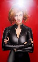Black Widow test by YokoOmi