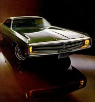 After the age of chrome and fins: 1969 Chrysler by Peterhoff3