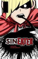 SinEater #1 Cover by KenReynoldsDesign