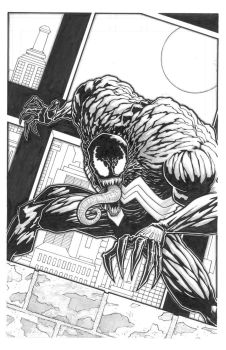 Venom Ink by EricKenney