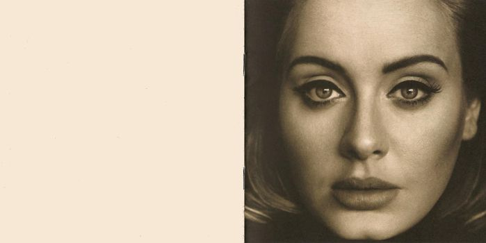 Adele - 25 Booklet (by me) by Photo7Girl