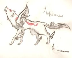 Amaterasu by Jophish126