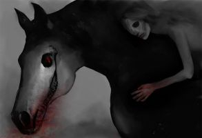 Pale Rider by afferre