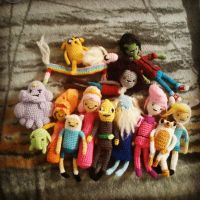 Project Adventure Time (so far) by michelle-murder