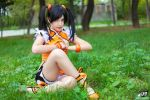 Ling Xiaoyu Cosplay 1 by DEATHNOTE---L