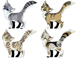 Feline Auction - Points or Paypal - CLOSED by sassyheart-adopts