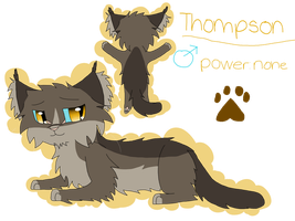 Thompson Ref by stormfire87