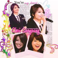 Sooyoung edit #2 by sweetmomentspushun