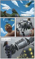 Attack on TitanFall 2 by Keilink