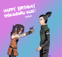 For You, Shikamaru-kun by zoro4me3