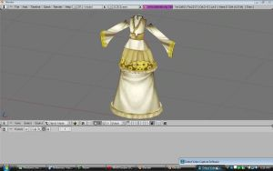 MMD New Model Coming soon -dress- by SachiShirakawa